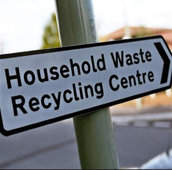 Petersfield Household Waste Recycling Centre
